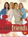 GIRL friends (7. Staffel, Pilotfilm + 11 Folgen) (3 DVDs) Poster