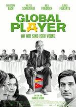 Global Player - Wo wir sind isch vorne Poster
