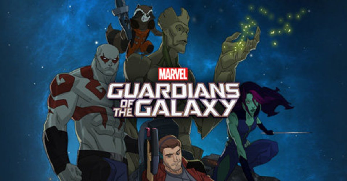 Guardians Of The Galaxy Serie Stream