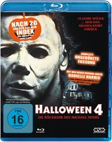 Halloween 4 - The Return of Michael Myers Poster