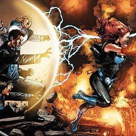 Neue Comic-Helden machen sich bereit