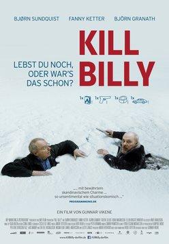 Kill Billy Poster
