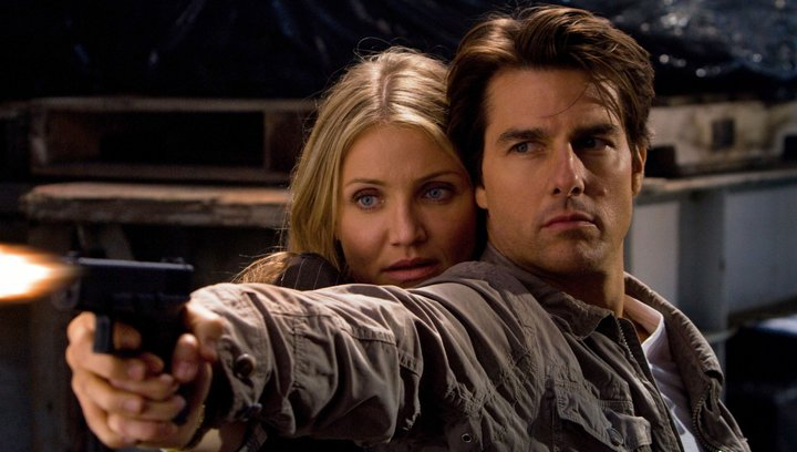 "XXL-Trailer: 3 actiongeladene Minuten aus ""Knight & Day""! Poster"