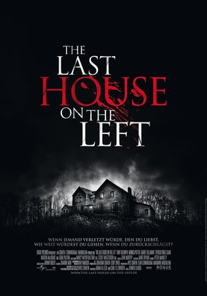 Last House on the Left Poster