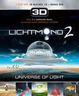Lichtmond 2 - Universe of Light (Blu-ray 3D, + Bonus-DVD, + Audio-CD) Poster