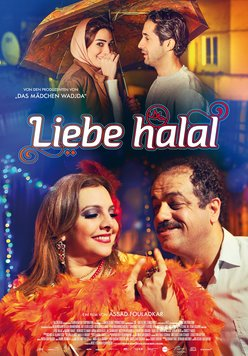 Liebe Halal Poster