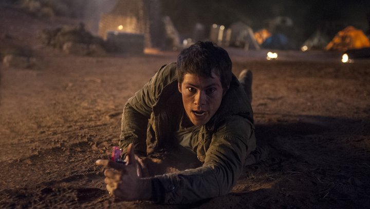 Maze Runner: The Scorch Trials - Trailer Poster