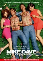 Mike and Dave Need Wedding Dates Poster