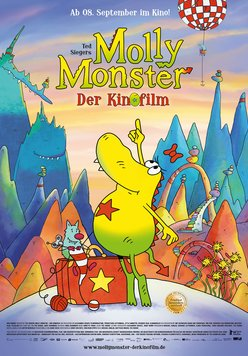 Molly Monster - Der Kinofilm Poster