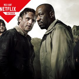 Neu auf Netflix im Oktober 2016: Die Film- und Serien-Highlights im Stream