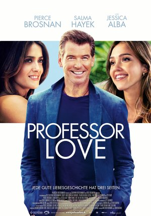 Professor Love Poster