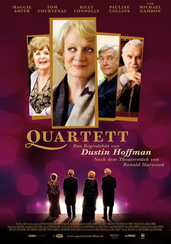 Quartett Poster