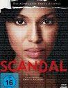 Scandal - Die komplette erste Staffel (2 Discs) Poster