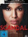 Scandal - Die komplette erste Staffel Poster