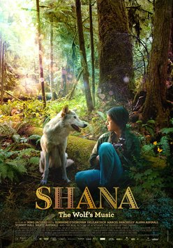 Shana - The Wolf's Music Poster