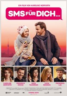 Plakat: SMS FÜR DICH