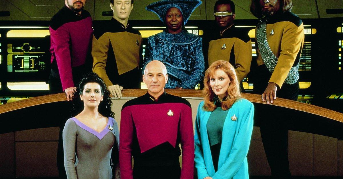 Star Trek Tng Stream