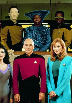 Star Trek - The Next Generation Poster