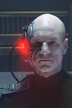 Star Trek - The Next Generation: Best of Both Worlds Part 1 + 2