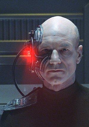 Star Trek - The Next Generation: Best of Both Worlds Part 1 + 2 Poster