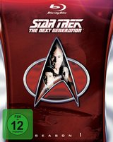 Star Trek - The Next Generation: Season 1 (6 Discs) Poster