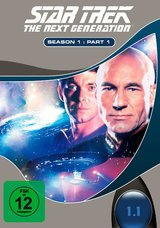 Star Trek - The Next Generation: Season 1, Part 1 (3 Discs) Poster
