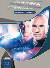 Star Trek - The Next Generation: Season 1, Part 1 (3 DVDs) Poster