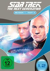 Star Trek - The Next Generation: Season 1, Part 2 (4 Discs) Poster
