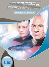 Star Trek - The Next Generation: Season 1, Part 2 (4 DVDs) Poster