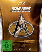 Star Trek - The Next Generation: Season 2 (5 Discs) Poster
