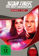 Star Trek - The Next Generation: Season 2, Part 1 (3 Discs) Poster