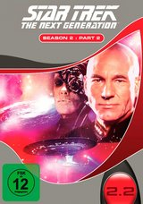 Star Trek - The Next Generation: Season 2, Part 2 (3 Discs) Poster