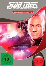 Star Trek - The Next Generation: Season 2, Part 2 (3 Discs) Poster