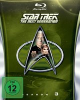 Star Trek - The Next Generation: Season 3 (6 Discs) Poster