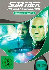 Star Trek - The Next Generation: Season 3, Part 2 (3 Discs) Poster