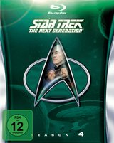 Star Trek - The Next Generation: Season 4 (6 Discs) Poster