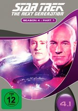 Star Trek - The Next Generation: Season 4, Part 1 (3 Discs) Poster