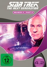 Star Trek - The Next Generation: Season 4, Part 2 (4 Discs) Poster
