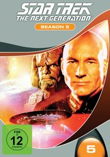 Star Trek - The Next Generation: Season 5 Poster