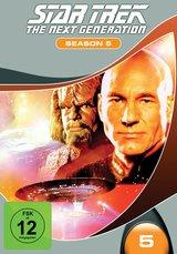 Star Trek - The Next Generation: Season 5 Poster