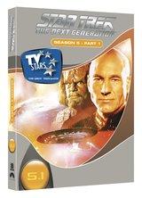 Star Trek - The Next Generation: Season 5, Part 1 (3 DVDs) Poster