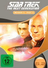 Star Trek - The Next Generation: Season 5, Part 2 (4 Discs) Poster