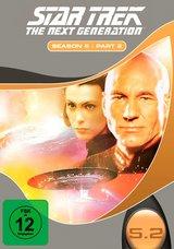 Star Trek - The Next Generation: Season 5, Part 2 (4 Discs) Poster