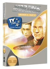 Star Trek - The Next Generation: Season 5, Part 2 (4 DVDs) Poster
