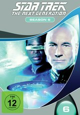Star Trek - The Next Generation: Season 6 Poster