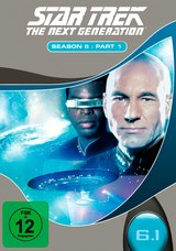 Star Trek - The Next Generation: Season 6, Part 1 (3 Discs) Poster