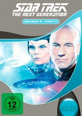 Star Trek - The Next Generation: Season 6, Part 2 (4 Discs) Poster