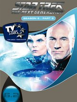 Star Trek - The Next Generation: Season 6, Part 2 (4 DVDs) Poster