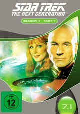 Star Trek - The Next Generation: Season 7, Part 1 (3 Discs) Poster