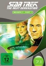 Star Trek - The Next Generation: Season 7, Part 1 (3 Discs) Poster